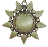 Vorschau: Konplott Striptease Halskette mit Anhänger in schwarz/weiß Größe M 5450543776316