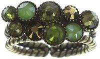 Vorschau: Konplott Water Cascade Ring in grün 5450543754291
