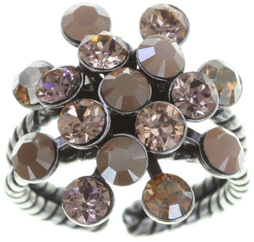 Konplott Magic Fireball Ring in beige 5450543765914