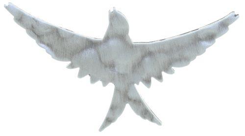 Konplott The Sparrow Brosche Größe M,S in silber 5450543749792