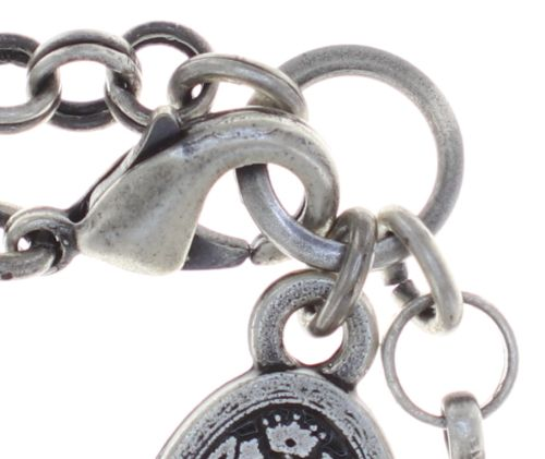 Konplott Global Glam Armband in crystal weiß 5450543791517