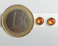 Vorschau: Konplott Black Jack Ohrstecker klein in orange, tangerine 5450543206097