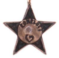 Vorschau: Konplott Dancing Star Halskette mit Anhänger in rot Größe XS 5450543774527