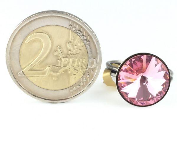 Konplott Rivoli light rose Ring 5450527640886