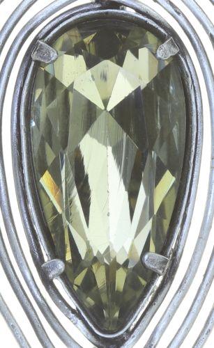 Konplott Amazonia Ohrhänger in grün, Größe S 5450543753348