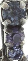 Vorschau: Konplott Ballroom blaue Halskette mit Anhänger 5450543642901