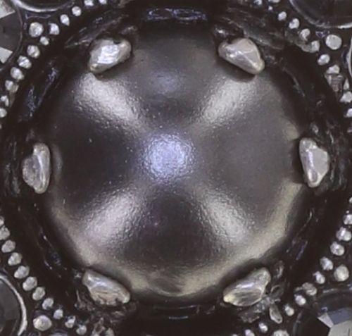 Konplott Simply Beautiful Ohrstecker in schwarz 5450543779737