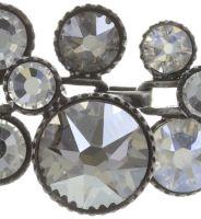 Vorschau: Konplott Water Cascade Halskette Collier in weiß antik silber 5450543686141