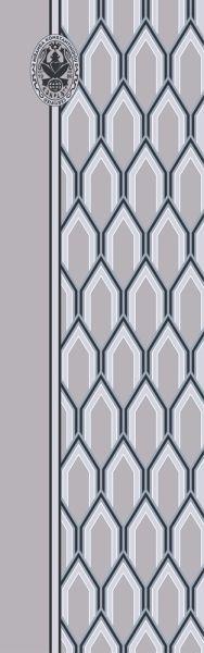 Konplott Schal Geometrisch 1 in grau 5450543806778