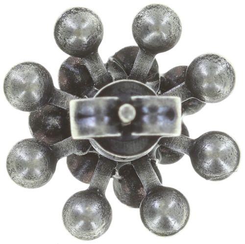 Konplott Magic Fireball Ohrstecker Mini in weiß opal 5450543727516