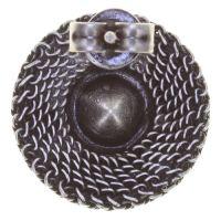 Vorschau: Konplott Rock 'n' Glam Ohrstecker in crystal weiß 5450543778129