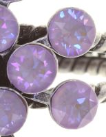 Vorschau: Konplott Magic Fireball Ring in lilashine crystal lavender de lite 5450543852706