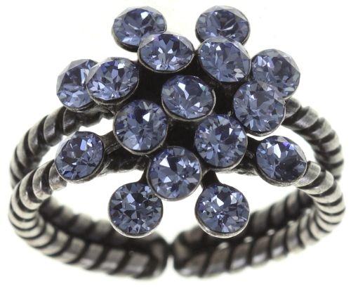 Magic Fireball Ring Mini in hellblau
