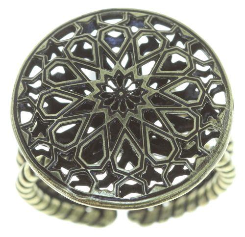 Konplott Shades of Light Ring Größe XS 5450543759388