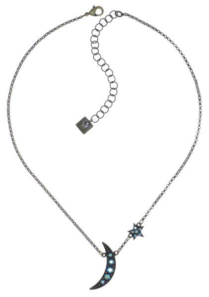 Konplott Sky Lights Halskette in blau 5450543783956