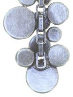 Vorschau: Konplott Water Cascade Ohrhänger in blau/braun 5450543753911