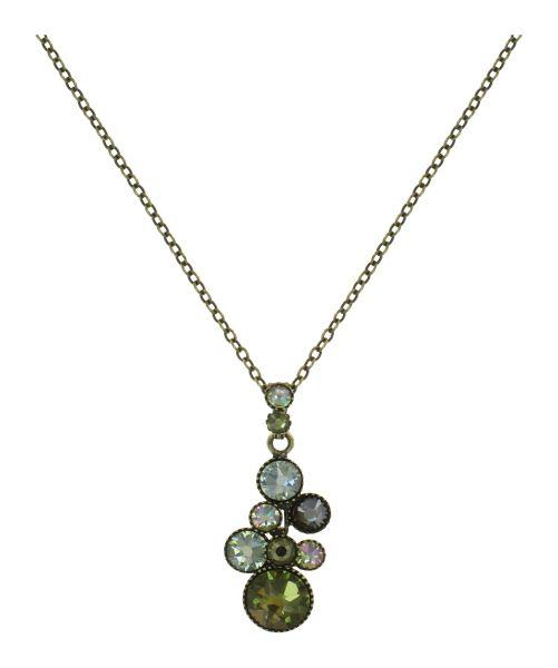 Konplott Water Cascade Halskette Olive Herbs 5450543938066
