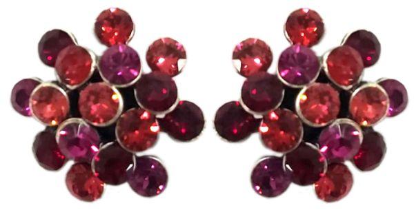 Konplott Magic Fireball Ohrstecker Dance Of Red in mini 5450543936833