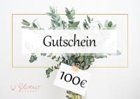 Glitzerstücke 100€ Gutschein - Konplott bei Glitzerstücke GSGS100