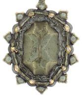 Vorschau: Konplott Kaleidoscope Illusion Halskette mit Anhänger in weiß Größe S 5450543761916