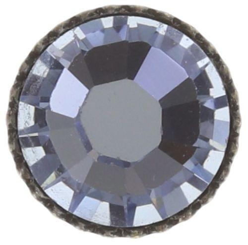 Konplott Black Jack Ohrstecker in sapphire blau 5450527797436