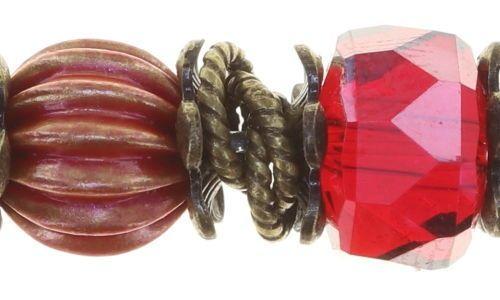 Konplott Tropical Candy Armband - Blut-Rot 5450543810157