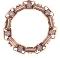 Vorschau: Konplott Industrial Ohrringe hängend in opal rosé 5450543853956