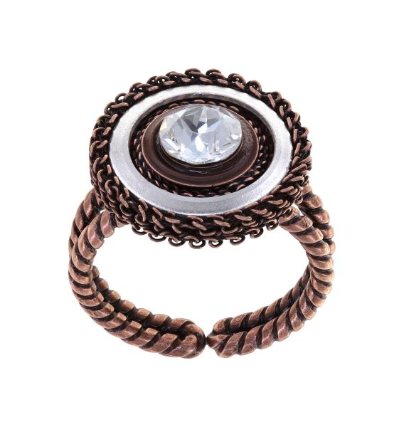 Konplott Rings in Concert Ring Coppered Silver 5450543939841