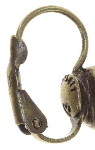 Konplott Black Jack Ohrhänger in grün chrysolite 5450543666150