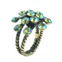 Vorschau: Konplott Magic Fireball gelb/grüner Ring 5450543637099