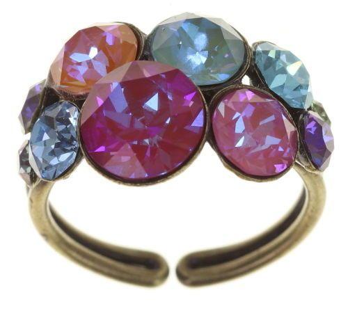 Konplott Petit Glamour Ring Unicorn pastel multi 5450543880624
