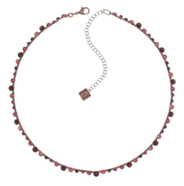 Konplott Alien Caviar Halskette Forever Red 5450543891491