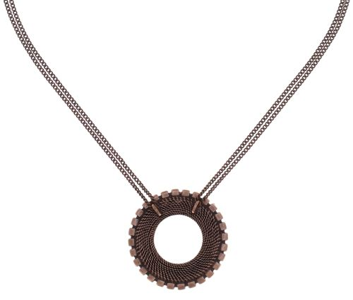 Konplott Rock 'n' Glam Halskette in lila light amethyst 5450543776828