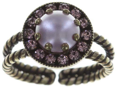 Konplott Simply Beautiful Ring in rosa/pink 5450543704197