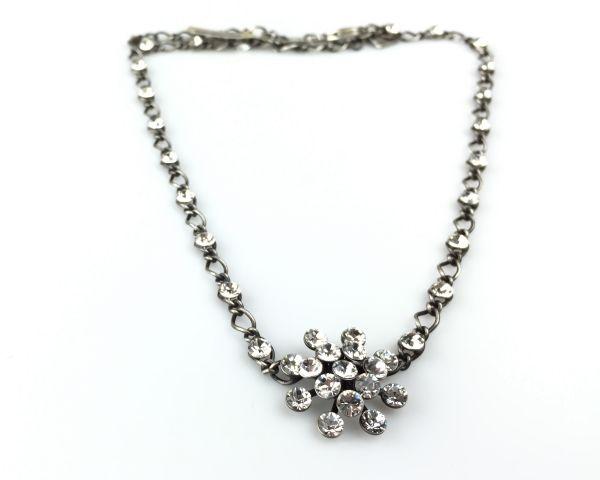 Konplott Magic Fireball Halskette steinbesetzt mit Anhänger in crystal 5450527611602