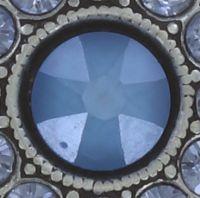 Vorschau: Konplott Spell on You Ohrstecker in hellblau Silberfarben 5450543735214