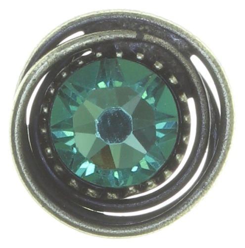 Konplott Amazonia Ohrstecker in blau/grün erinite 5450543771441