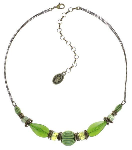 Konplott Tropical Candy Halskette - Grün 5450543799711