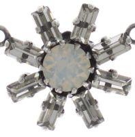 Vorschau: Konplott Spider Daisy Halskette in weiß 5450543737959