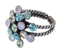 Vorschau: Konplott Magic Fireball Ring in pastel multi Classic Size 5450543903965