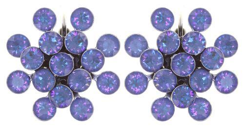 Konplott Magic Fireball Ohrhänger in shiny heaven crystal ocean de lite 5450543797342