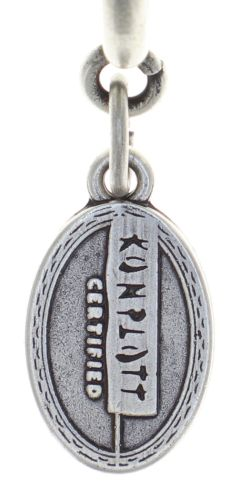 Konplott Petit Glamour d'Afrique Armband in weiß antique 5450543780092