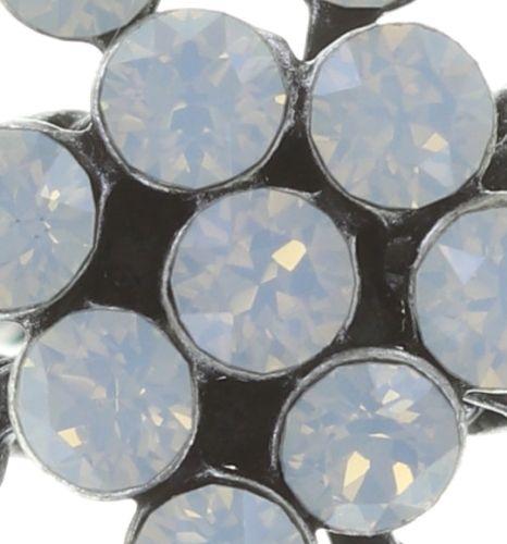 Konplott Magic Fireball Ring Mini in weiß/grau opal 5450543727523