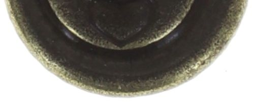 Konplott Black Jack Ohrstecker in braun - colorado topaz shimmer 5450543649641