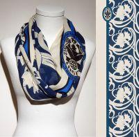 Vorschau: Konplott Schal Floral 11 in blau 5450543806983