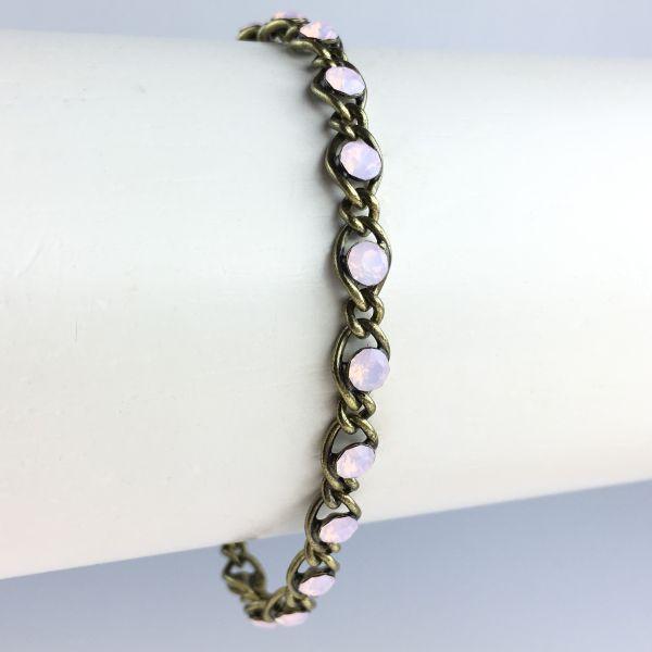 Konplott Magic Fireball verschließbares Armband in rose water opal 5450543133935