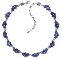 Konplott Petit Glamour Halskette Blue Bayou 5450543813936