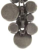 Vorschau: Konplott Water Cascade Ohrstecker in schwarz antik silber 5450543686110