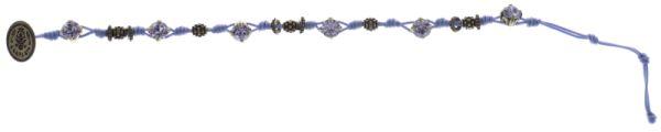 Konplott Festival Armband in lila Messing 5450543746692