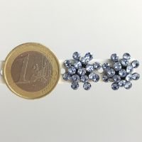 Vorschau: Konplott Magic Fireball light sapphire, hellblau Ohrstecker mini 5450543656298